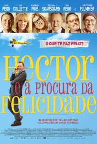Poster do filme Hector e a Procura da Felicidade / Hector and the Search for Happiness (2014)