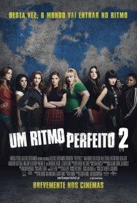 Poster do filme Um Ritmo Perfeito 2 / Pitch Perfect 2 (2015)
