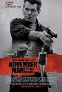 Poster do filme November Man - A Última Missão / The November Man (2014)