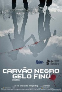 Poster do filme Carvão Negro, Gelo Fino / Bai Ri Yan Huo - Black Coal, Thin Ice (2014)