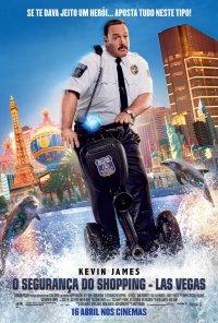 Poster do filme O Segurança do Shopping: Las Vegas / Paul Blart: Mall Cop 2 (2015)
