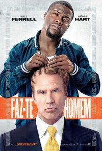 Poster do filme Faz-te Homem / Get Hard (2015)