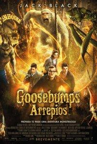 Poster do filme Goosebumps: Arrepios / Goosebumps (2015)