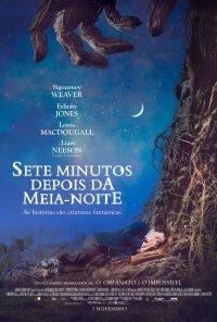 Poster do filme Sete Minutos Depois da Meia-Noite / A Monster Calls (2016)