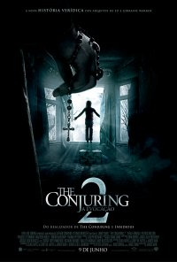 Poster do filme The Conjuring 2 - A Evocação / The Conjuring 2 (2016)