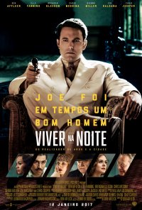 Poster do filme Viver na Noite / Live by Night (2017)