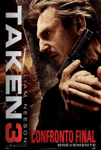 Poster do filme Taken 3 (2015)
