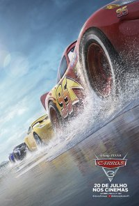 Poster do filme Carros 3 / Cars 3 (2017)