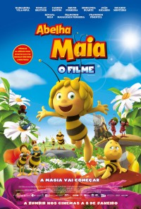 Poster do filme Abelha Maia - O Filme / Maya the Bee Movie (2014)