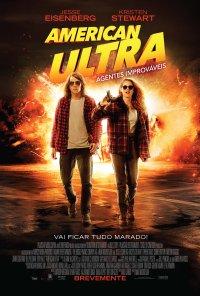 Poster do filme Agentes Improváveis / American Ultra (2015)