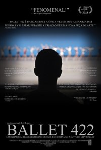 Poster do filme Ballet 422 (2014)