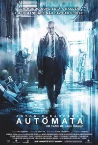 Poster do filme Autómata (2014)