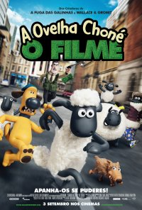 Poster do filme A Ovelha Choné - O Filme / Shaun the Sheep (2015)