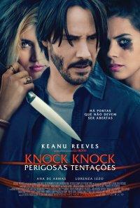 Poster do filme Perigosas Tentações / Knock, Knock (2015)