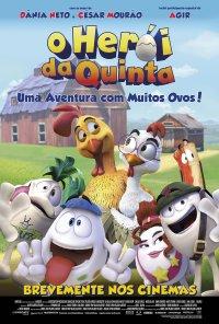 Poster do filme O Herói da Quinta / Un gallo con muchos huevos (2015)