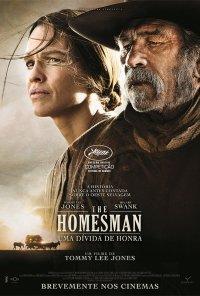 Poster do filme Uma Dívida de Honra / The Homesman (2014)