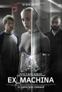Poster do filme Ex Machina (2014)