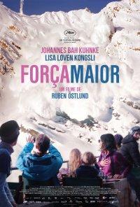 Poster do filme Força Maior / Turist / Force Majeure (2014)