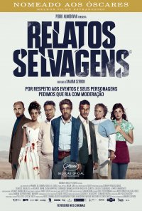 Poster do filme Relatos Selvagens / Relatos Salvajes (2014)