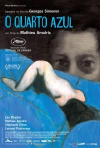 Poster do filme O Quarto Azul / La Chambre Bleue (2014)