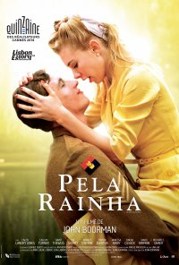 Poster do filme Pela Rainha / Queen and Country (2014)