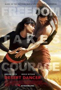 Poster do filme Desert Dancer (2014)