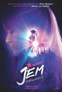 Poster do filme Jem and the Holograms (2015)