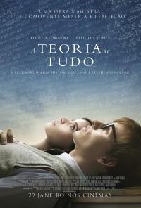 Poster do filme A Teoria de Tudo / Theory of Everything (2014)