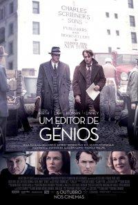 Poster do filme Um Editor de Génios / Genius (2016)