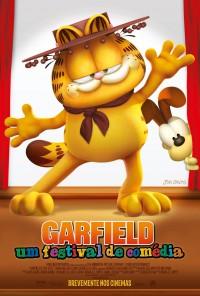 Poster do filme Garfield Um Festival de Comédia / Garfield's Fun Fest (2008)