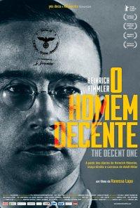 Poster do filme O Homem Decente / Der Anständige / The Decent One (2014)