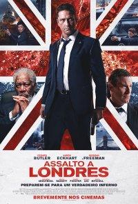 Poster do filme Assalto a Londres / London Has Fallen (2015)