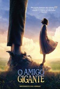Poster do filme O Amigo Gigante / The BFG (2016)