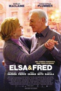 Poster do filme Elsa & Fred (2014)