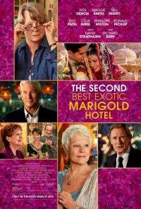 Poster do filme O Segundo Exótico Hotel Marigold / The Second Best Exotic Marigold Hotel (2015)