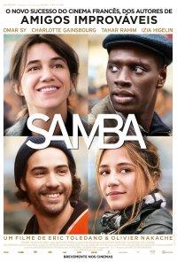 Poster do filme Samba (2014)