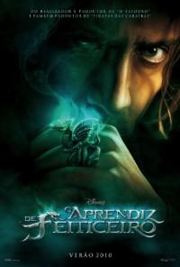 Poster do filme O Aprendiz de Feiticeiro / The Sorcerer's Apprentice (2010)