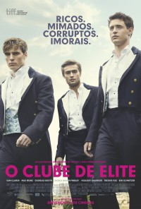 Poster do filme O Clube de Elite / The Riot Club (2014)