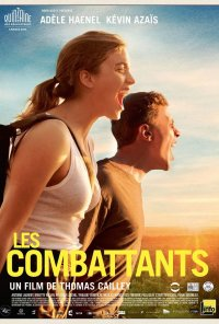 Poster do filme Os Combatentes / Les Combattants (2014)