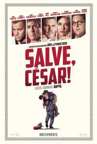 Poster do filme Salve, César! / Hail Caesar! (2016)