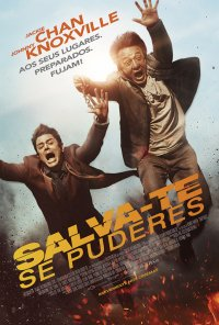 Poster do filme Salva-te se Puderes / Skiptrace (2016)