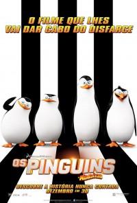Poster do filme Os Pinguins de Madagáscar / The Penguins of Madagascar (2014)