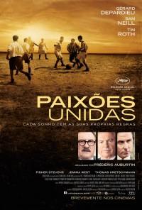 Poster do filme Paixões Unidas / United Passions (2014)