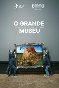 Poster do filme O Grande Museu / Das große Museum / The Great Museum (2014)