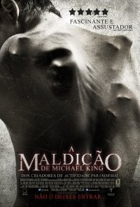 Poster do filme A Maldição de Michael King / The Possession of Michael King (2014)