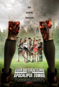 Poster do filme Guia do Escuteiro Para O Apocalipse Zombie / Scouts Guide to the Zombie Apocalypse (2015)
