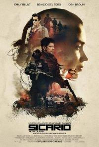 Poster do filme Sicario - Infiltrado / Sicario (2015)