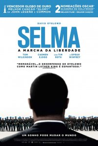 Poster do filme Selma - A Marcha da Liberdade / Selma (2015)