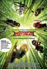 Poster do filme Lego Ninjago: O Filme / The Lego Ninjago Movie (2017)