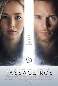 Poster do filme Passageiros / Passengers (2016)